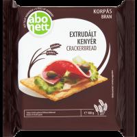 Abonett korpás extrudált kenyér 100 g (Pingvin Product)