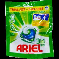 Ariel folyékony 3x kapszula 3 mosás (Pingvin Product)