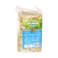 Puffasztott rizs sós  (Biopont) - 100g