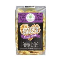 Éden Prémium Banánchips Bio (Pingvin Product)