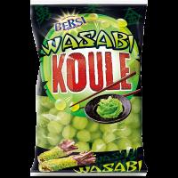 Bersi Snack Wasabi golyók