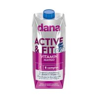 Dana vitaminos víz Active & Fit mangó - 750ml
