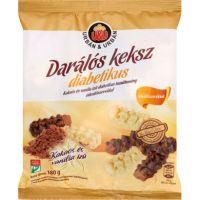 Diabetikus darálós keksz kakaós vanilíás Urbán
