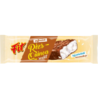 Fit puffasztott rizs-quinoa szelet tejcsokis (Pingvin Product)