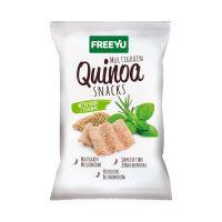 FreeYou Többgabonás Quinoa snack zöldfűszeres