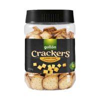 Gullon cracker cheddar sajtos