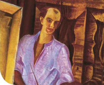 Saját élete ihlette Derkovits műveit